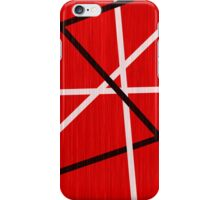 Metal Red iPhone Case/Skin