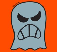 Angry Halloween Ghost Kids Clothes
