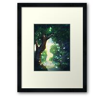 Do You Believe? Framed Print