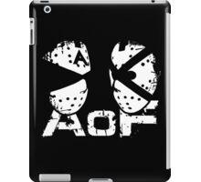 Art Of Fighters Logo iPad Case/Skin