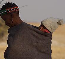 Bushman Baby  by SheryleMoon