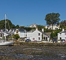 Mylor Creek Mill Quay by Brian Roscorla