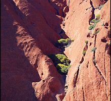 Ayers Rock - Close up by kcy011