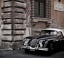 Brittish gem in the Eternal City by Rodderrick Sota
