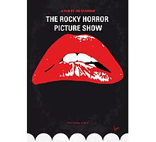 No153 My The Rocky Horror Picture Show minimal movie poster Photographic Print