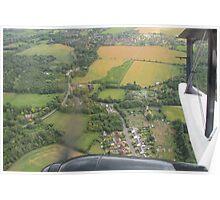 Over Cambridgeshire Poster