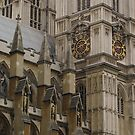 Westminster Abbey by Stephen Horton