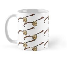 I Open At The Close Golden Pixel Snitch Mug