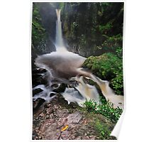 Stanley Ghyll Force Poster