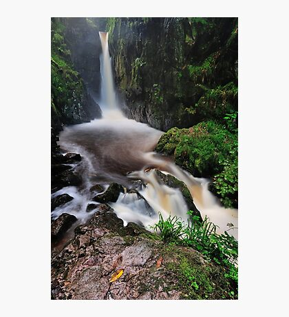 Stanley Ghyll Force Photographic Print