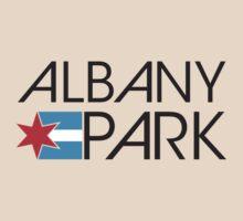 Albany Park Neighborhood Tee by Chicago Tee