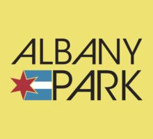Albany Park Neighborhood Tee Baby Tee
