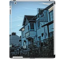 Heron inn iPad Case/Skin
