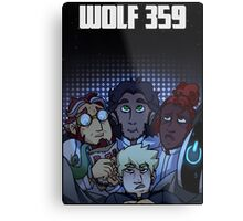 Wolf 359  Metal Print