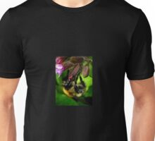 The first bee of spring. Unisex T-Shirt
