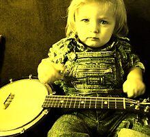 Banjo Marli Sepia by mattzarb