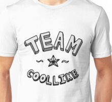 TEAM COOLLIKE - Gray Unisex T-Shirt