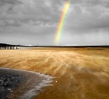 A STORMY SUNDAY MORNING..MINNIS BAY. by buddybetsy