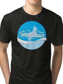 Ride TaunTaun Tri-blend T-Shirt