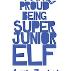 Super Junior ELF by happycheek