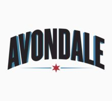 Avondale Neighborhood Tee Kids Tee