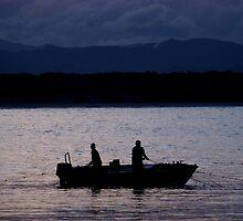 Fishing Crowdy Bay by mattzarb