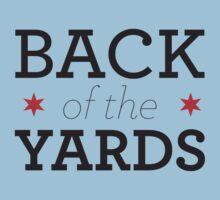 Back of the Yards Neighborhood Tee by Chicago Tee