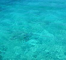 Clear Turquoise Water by Lena127