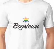 Boystown Neighborhood Tee Unisex T-Shirt