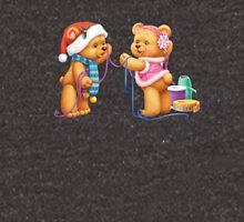 New Year Teddy Bear Unisex T-Shirt