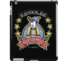 Regular Gym iPad Case/Skin