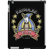 Regular Gym iPad Case/Skin