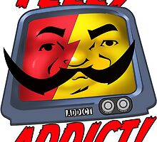 Telly Addict by rinehart