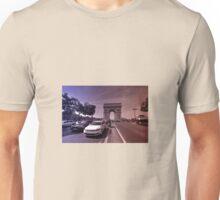 Voiture's de Triomphe  Unisex T-Shirt