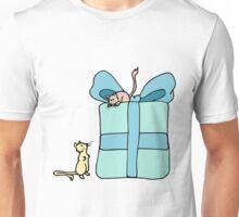 Gerbil Present Unisex T-Shirt