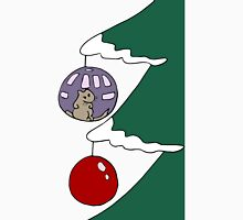 Gerbil Tree Bauble Ball Unisex T-Shirt