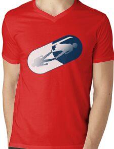 TOKYO PILL 2.0 Mens V-Neck T-Shirt