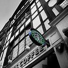 Starbucks by Asrais
