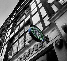Starbucks by Roxy J