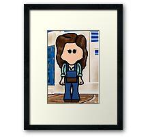 Mamma Mia! Framed Print