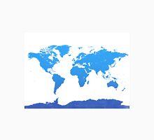 World map E water Classic T-Shirt