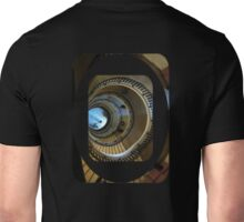 library staircase Unisex T-Shirt