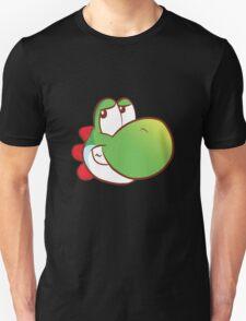 Yoshi's on a T-shirt Unisex T-Shirt