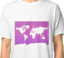 World map io Classic T-Shirt