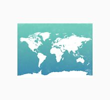 World map i water Classic T-Shirt