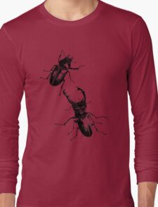 Stag beetles Long Sleeve T-Shirt