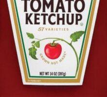 Heinz Tomato Ketchup Sticker