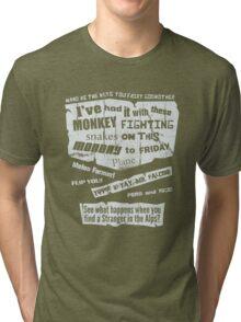 Censored Tri-blend T-Shirt