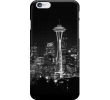 Seattle Night iPhone Case/Skin