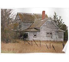 Deserted House Poster